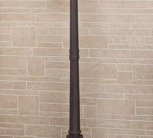 GLXT-1450F/2 / Светильник садово-парковый Virgo F/2  капучино