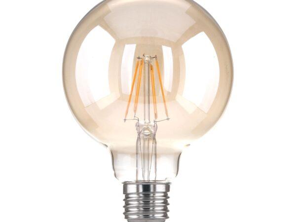 Classic F 6W 3300K E27/Светодиодная лампа Classic F 6W 3300K E27 (G95 тонированный)