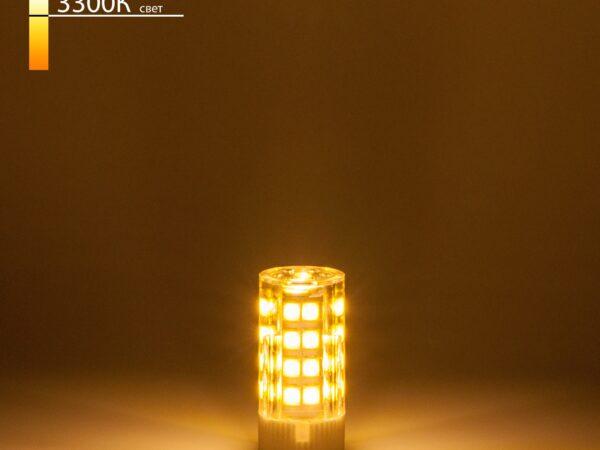 BL107 / Светодиодная лампа G4 LED BL107 7W 220V 3300K
