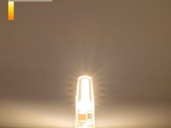 BL124 / Светодиодная лампа G4 LED BL124 3W 220V 360° 4200K