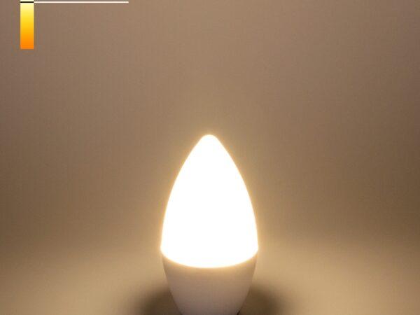 СD LED 6W 4200K E14 / Светодиодная лампа Свеча СD LED 6W 4200K E14