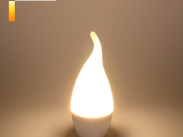 СDW LED D 6W 4200K E14 / Светодиодная лампа Свеча на ветру СDW LED D 6W 4200K E14