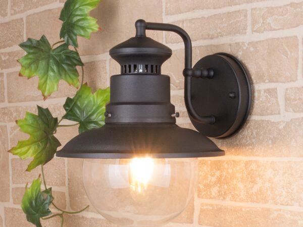 GL 3002D / Светильник садово-парковый Talli D черный