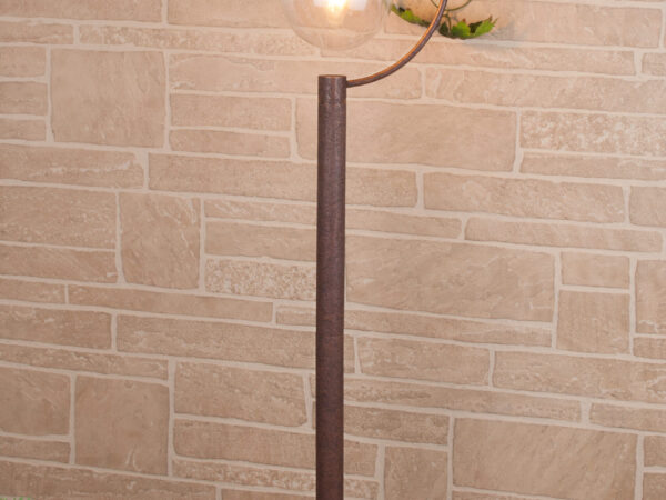GL 3002F / Светильник садово-парковый Talli F брауни