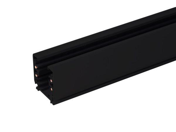 TRL-1-3-200-BK / Шинопровод электрический  для светильников Трехфазный шинопровод черный (2м.) /