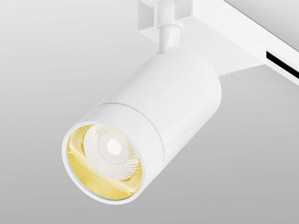 LTB47 / Светильник потолочный светодиодный Baril Белый 40W 4200K