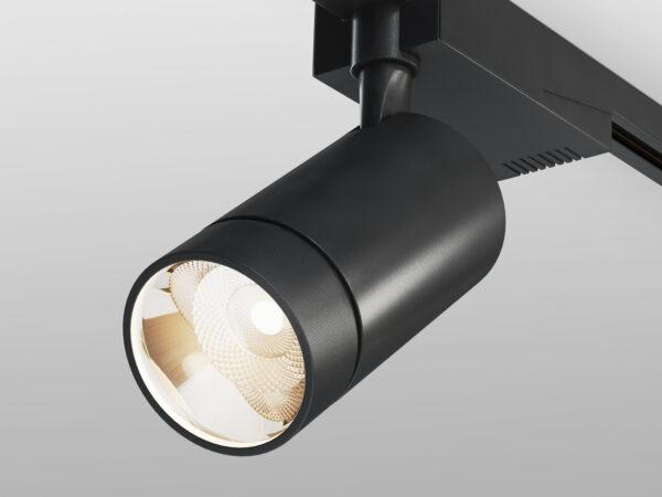 LTB47 / Светильник потолочный светодиодный Baril Черный 40W 4200K