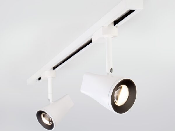 LTB18 / Светильник потолочный светодиодный Hardi Белый 9W 4200K