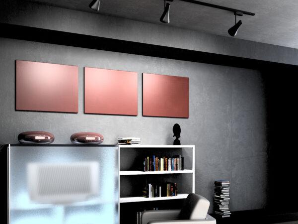 LTB18 / Светильник потолочный светодиодный Hardi Черный 9W 4200K