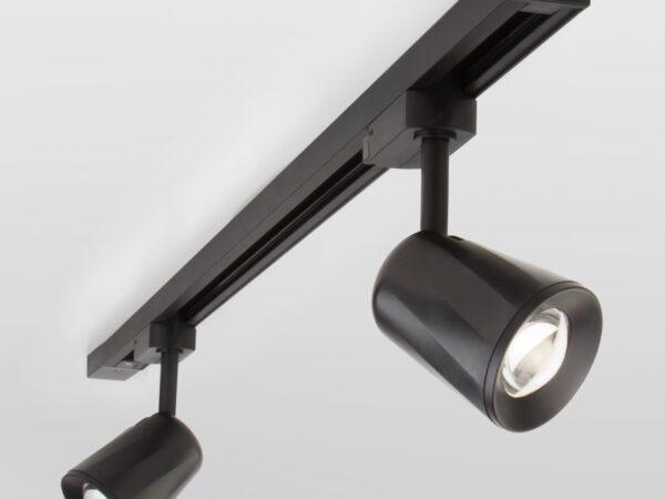 LTB19 / Светильник потолочный светодиодный Joli Черный 9W 4200K