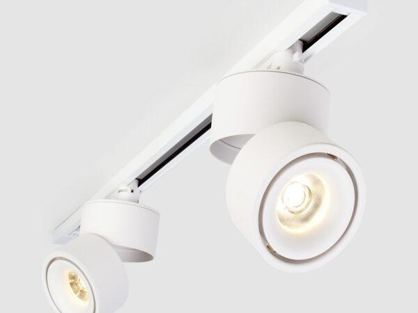 LTB21 / Светильник потолочный светодиодный Klips Белый 15W 4200K
