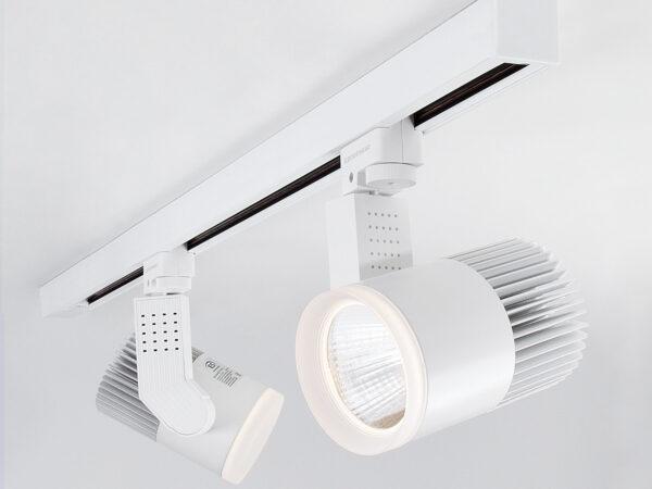 LTB43 / Светильник потолочный светодиодный Accord Белый 30W 4200K