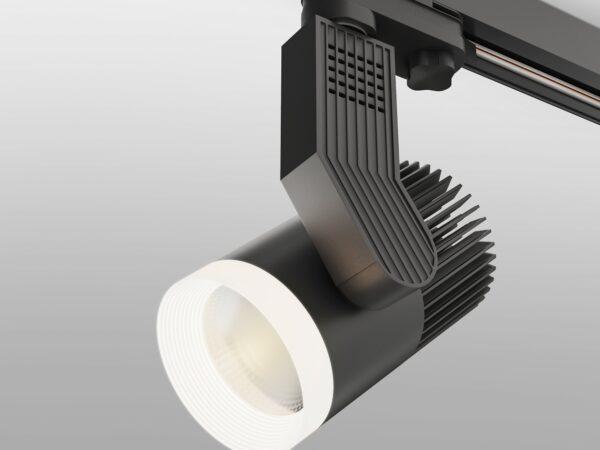 LTB44 / Светильник потолочный светодиодный Accord Черный 30W 4200K