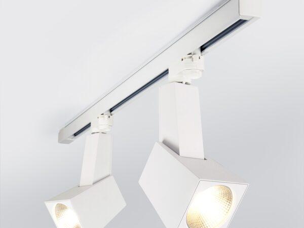 LTB14 / Светильник потолочный светодиодный Perfect Белый 38W 4200K