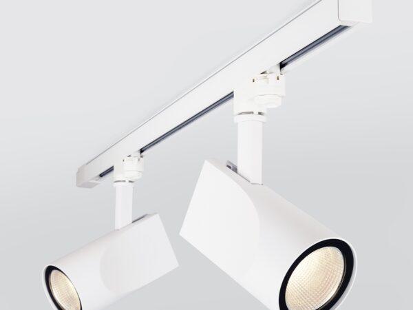 LTB15 / Светильник потолочный светодиодный Vista Белый 32W 3300K