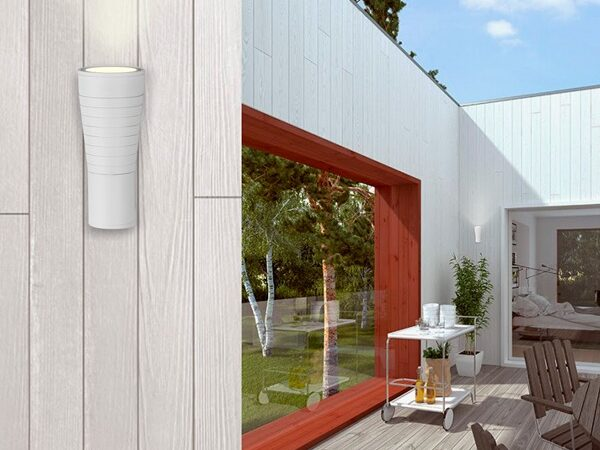 1503 TECHNO LED/ Светильник садово-парковый со светодиодами 1503 TECHNO LED TUBE UNO белый
