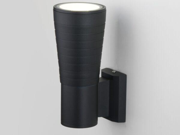1503 TECHNO LED/ Светильник садово-парковый со светодиодами 1503 TECHNO LED TUBE UNO черный