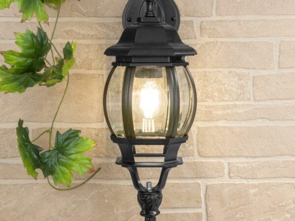 GL 1001D / Светильник садово-парковый 1001D черный / 9913-G