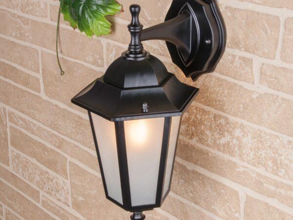 GL 1004D / Светильник садово-парковый 1004D черный