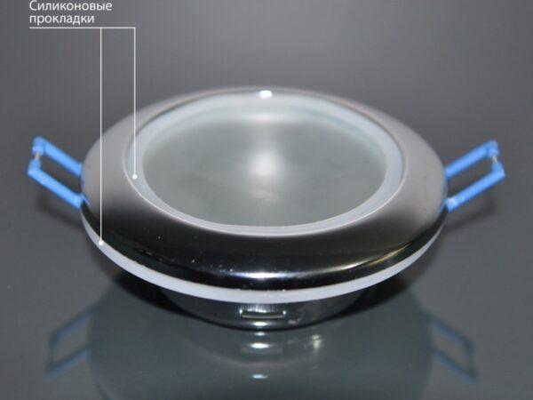 1080 MR16 RAB / Светильник встраиваемый медь