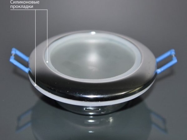 1080 MR16 WH / Светильник встраиваемый белый