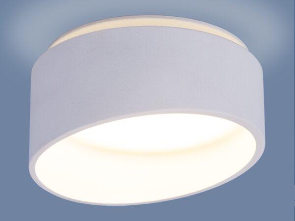 7000 MR16 / Светильник встраиваемый WH белый