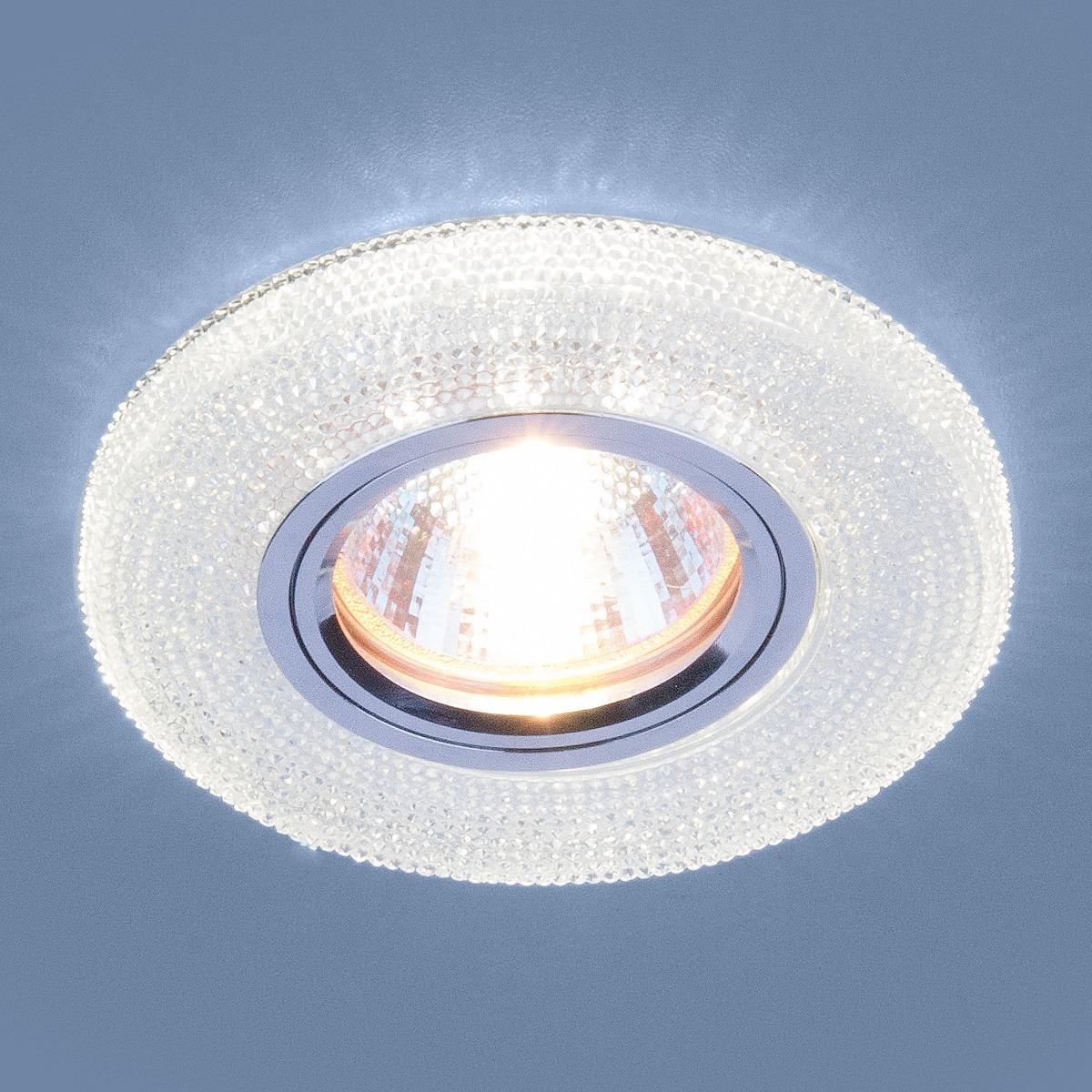 2130 MR16 / Светильник встраиваемый CL прозрачный