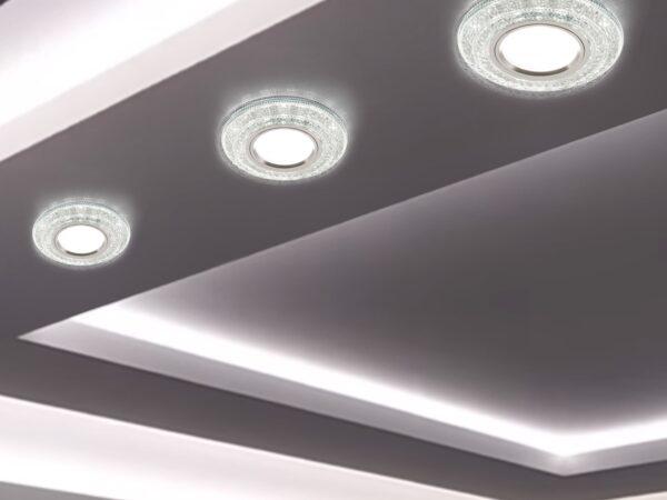 2160 MR16 / Светильник встраиваемый CL прозрачный