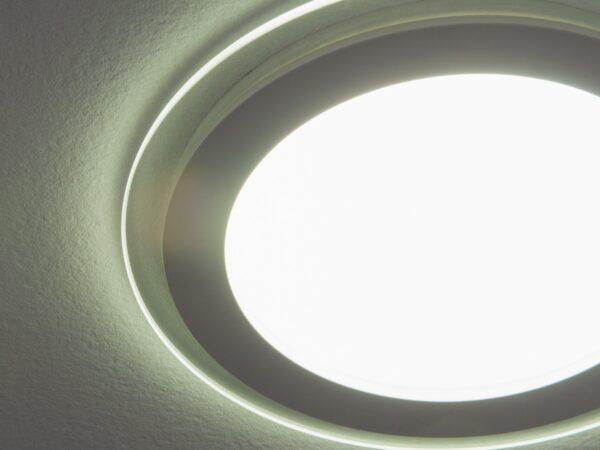 DLKR160 12W 4200K / Светильник встраиваемый