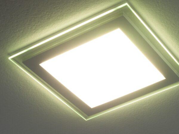 DLKS160 12W 4200K / Светильник встраиваемый
