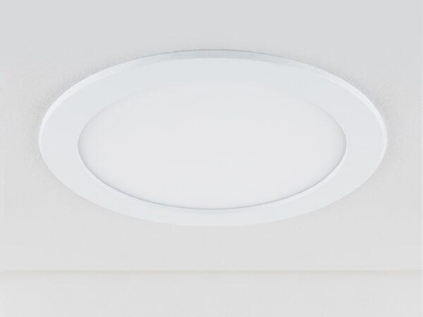 DLR003 18W 4200K / Светильник встраиваемый