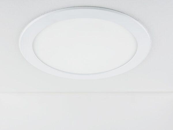 DLR003 24W 4200K / Светильник встраиваемый