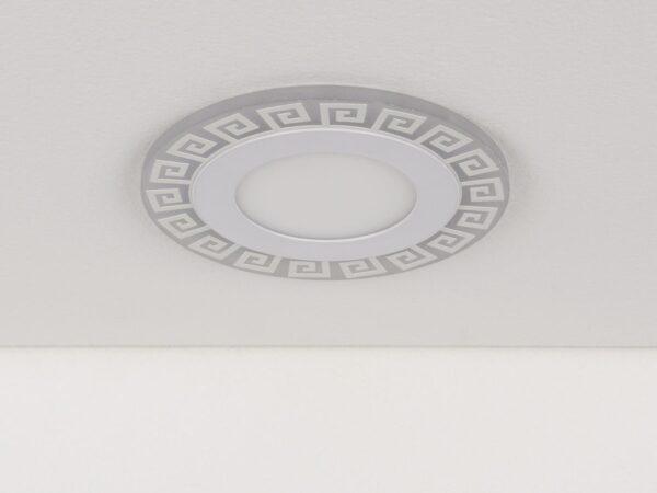 DSS002 10W 4200K / Светильник встраиваемый DSS002 7+3W 4200K