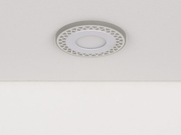 DSS003 6W 4200K / Светильник встраиваемый DSS003 3+3W 4200K