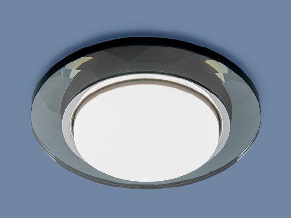 1061 GX53 / Светильник встраиваемый Grey серый