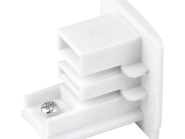 TRB-1-3-WH / Светильник потолочный светодиодный  Заглушка для трехфазного шинопровода (белая) /