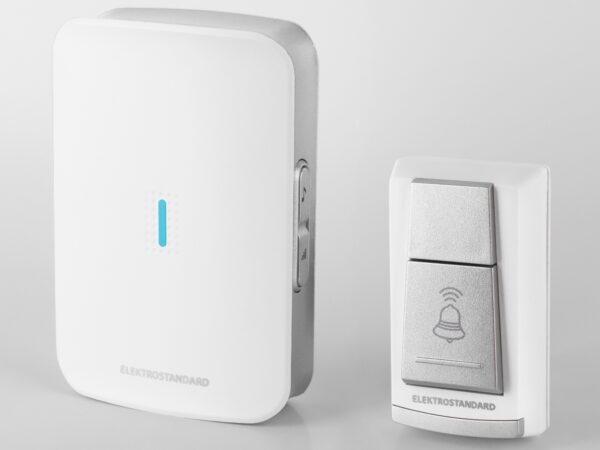DBQ19M WL 36M IP44 / звонок электрический бытовой (дверной) / Белый
