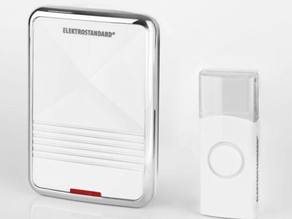 DBQ01M  WL 36M IP44 / звонок электрический бытовой (дверной) / Белый