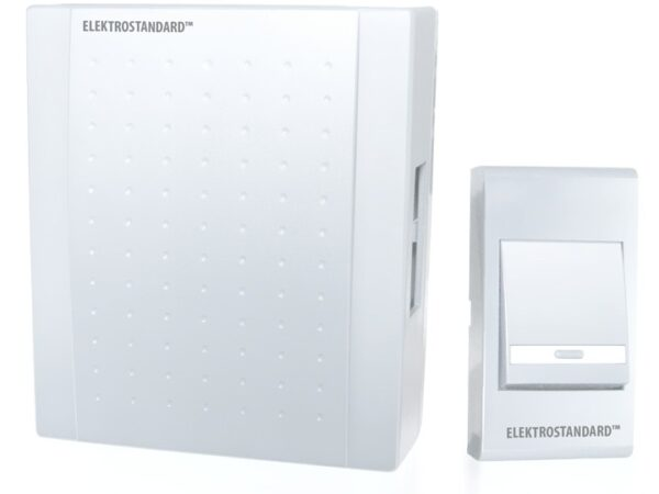 DBQ15 WM 1M IP44 / звонок электрический бытовой (дверной) / Белый