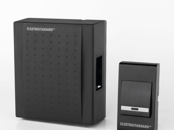 DBQ16 WM 1M IP44 / звонок электрический бытовой (дверной) / Черный
