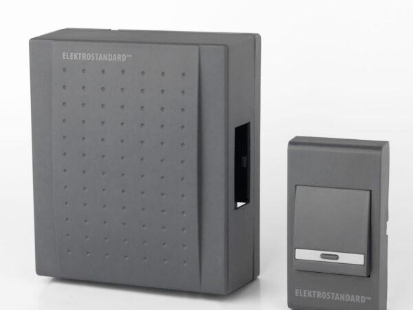 DBQ17 WM 1M IP44 / звонок электрический бытовой (дверной) / Серый
