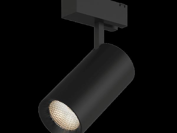 Светильник для низковольтного трека SY черный, 20 Ватт, 4000K