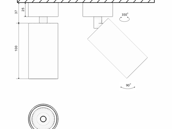 Крепление MINI-VILLY M3