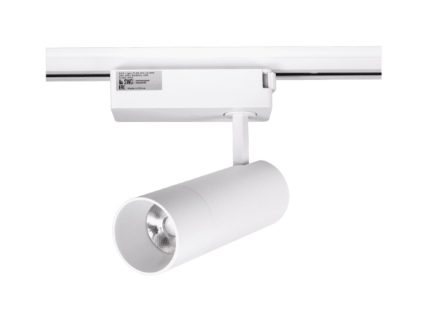 Спот для трековыx систем серия TL28, Белый, 10Вт, 4000K