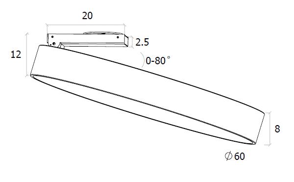 Светильник UF UF034-60