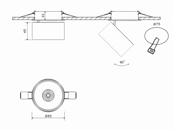 Светильник DesignLed GW