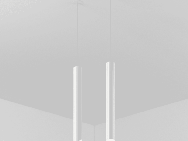 Светильник TUBE подвесной D50 Н400 Е14-1шт.