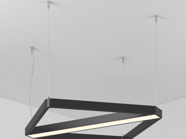 Светильник DIVISION подвесной 750*750 LED 30W