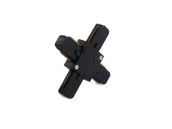 X-Коннектор для однофазного накладного трека