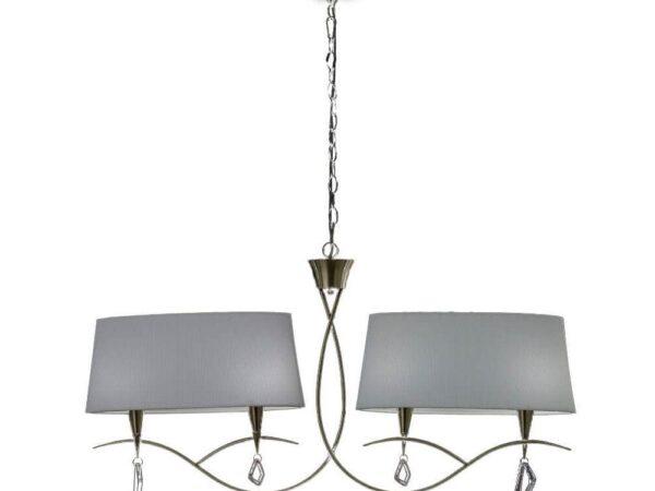 Подвесной светильник Mantra Mara Antique Brass 1622